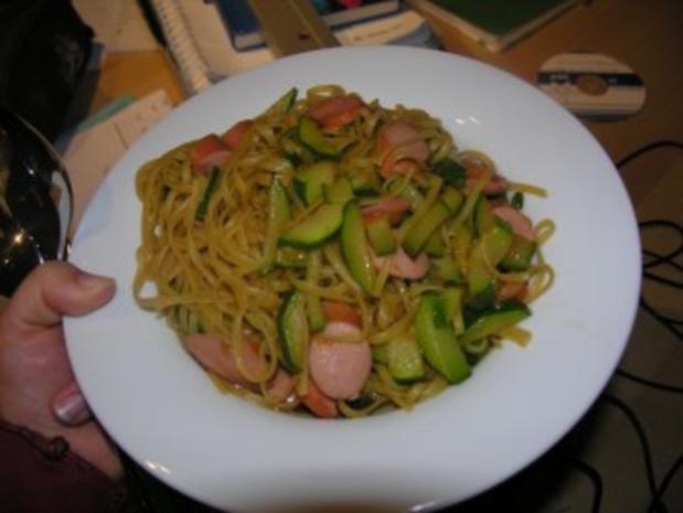 """Chinapfanne """"Wienerart"""" - Rezept"""