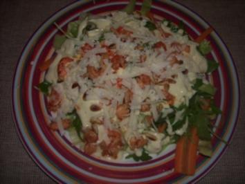 Flusskrebssalat - Rezept