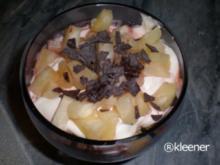 kleener´s-Schnelles Dessert - Rezept