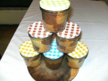 Rezept: KUCHEN - Eingekochter Kuchen