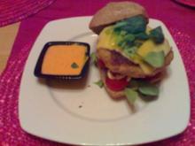 Gourmet Burger - Rezept