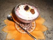 Dreifarben-Dessert - Rezept