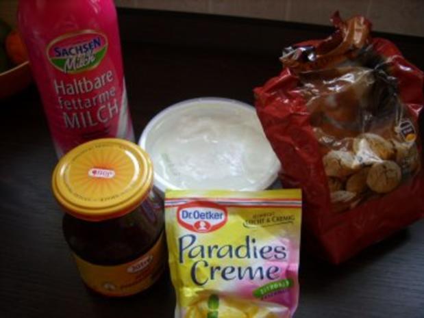 Dessert: Paradiesische Quarkcreme mit Preiselbeeren - Rezept - Bild Nr. 3