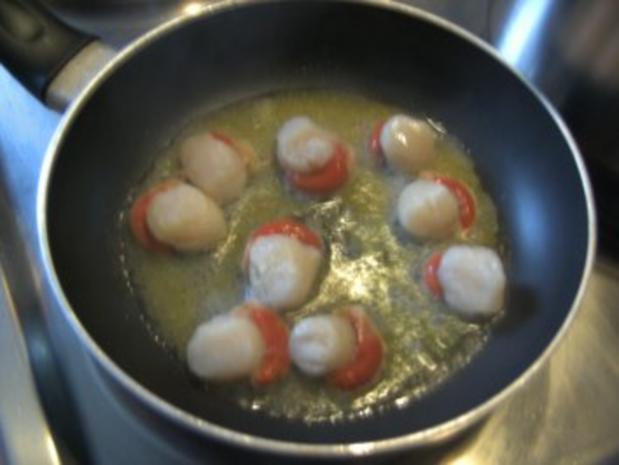 Suppen: Muschelsuppe - Rezept - Bild Nr. 3