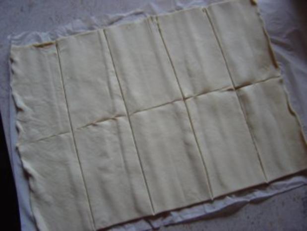 Blätterteig-Röllchen mit Nutella-Füllung... für Groß und Klein - Rezept - Bild Nr. 4