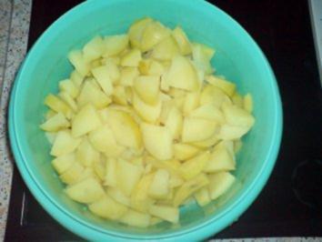 Kartoffel-Gurkensalat - Rezept