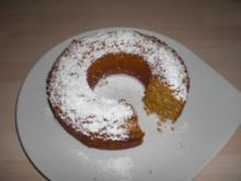 Karotten-Kardamom-Gugelhupf - Rezept