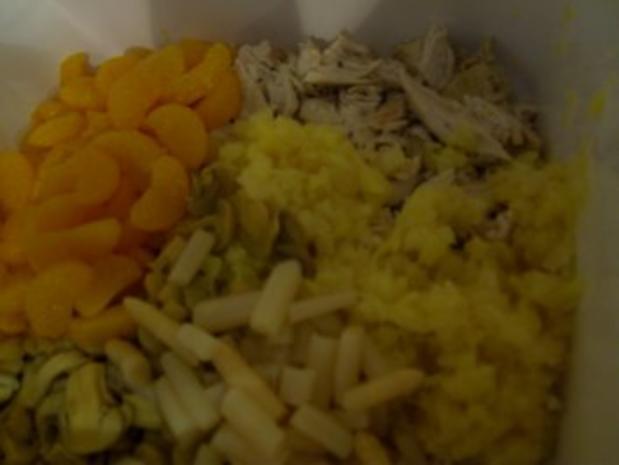 mein Geflügelsalat - Rezept - Bild Nr. 3