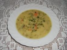 Salz-Dill-Gurken Suppe - Rezept