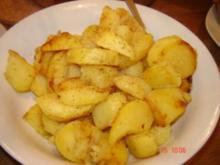 Butterkartoffeln - Rezept