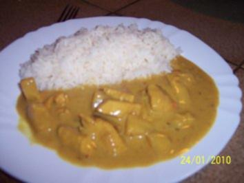 Rezept: Curry Pfanne Madras