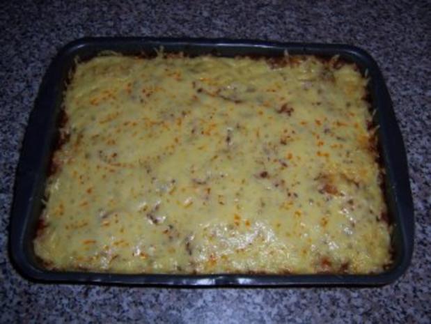 Kartoffel - Bolognese - Auflauf - Rezept - Bild Nr. 2