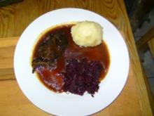 Sauerbraten - Rezept