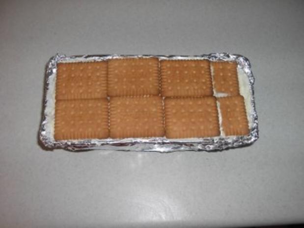 Keks - Torte - Rezept - Bild Nr. 2