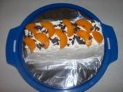 Keks - Torte - Rezept