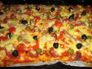 Pizza - Narri Narro - Rezept