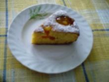 Kuchen: Aprikosenkuchen - Rezept