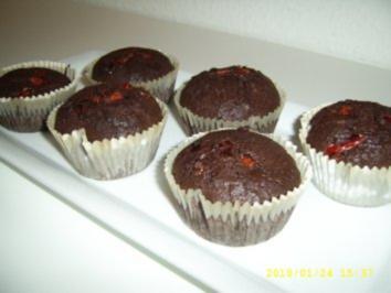 chili schoko muffins rezept mit bild. Black Bedroom Furniture Sets. Home Design Ideas