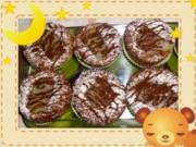 Schoko-Birnen-Muffins - Rezept