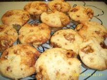 Karamell - Walnuss - Muffins - Rezept