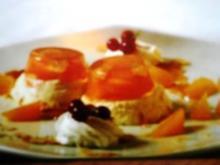 Aprikosen-Quark-Creme Ungarisch - Rezept