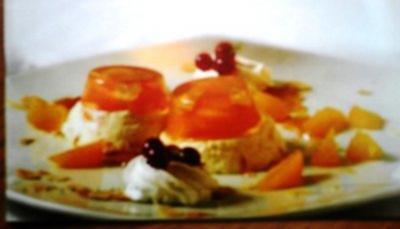 Rezept: Aprikosen-Quark-Creme Ungarisch