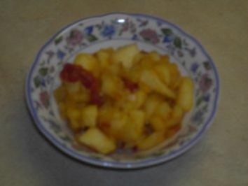 Dips - Apfel-Ingwer-Chutney - Rezept