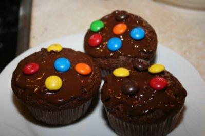 39 schokoladenmuffins rezepte. Black Bedroom Furniture Sets. Home Design Ideas