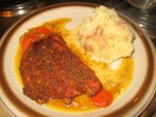 Fleisch: Geschmorte Curry Rippchen - Rezept