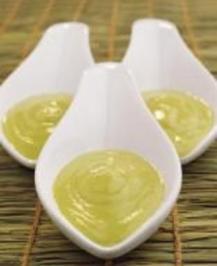 Avocado Soße (zu Salaten oder kaltem Fleisch) - Rezept
