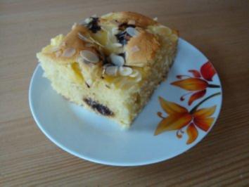Pudding-Kuchen - Rezept