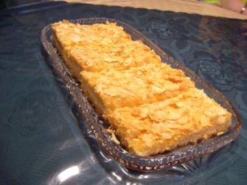 Butter-Zucker Kuchen - Rezept
