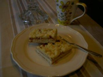 Kuchen  -  Hefe-Streuselkuchen - Rezept