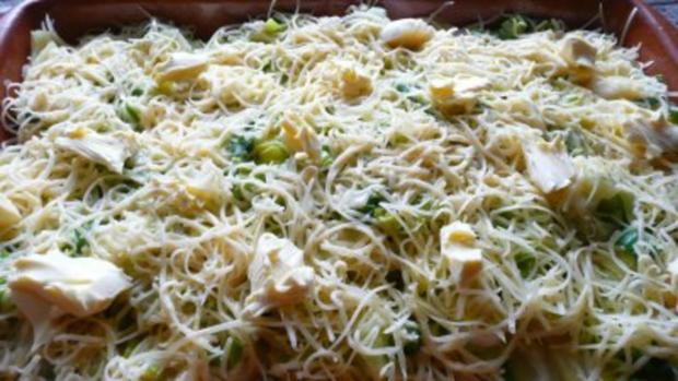 Vegetarischer Kartoffel -Lauch -Gratin - Rezept - Bild Nr. 3