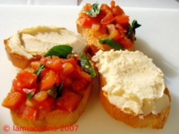 Tomaten-Crostini - Rezept
