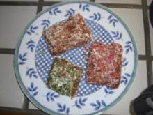 Kuchen- Kokos-Ecken oder Bällchen aus Rührteig(mit Foto) - Rezept