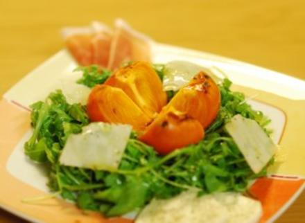 Italienischer Salat mit Sharon - Rezept