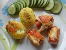 Chicken-Würstchen - Rezept