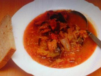 Sauerkraut-Suppe - Rezept - Bild Nr. 2
