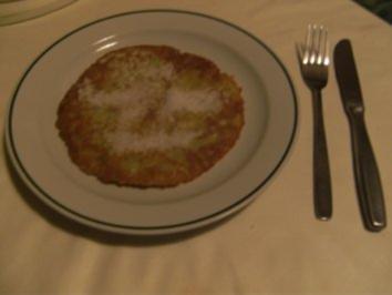 HAUPTGERICHT - Uta's Kartoffelpuffer mit Zucker - Rezept