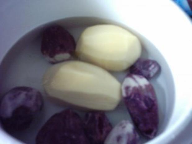 Gemüsepfanne mit Schlagsahne - Rezept - Bild Nr. 4