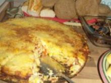 Tortilla Picante - Rezept