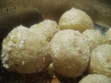 Patatas-Arugas - Rezept