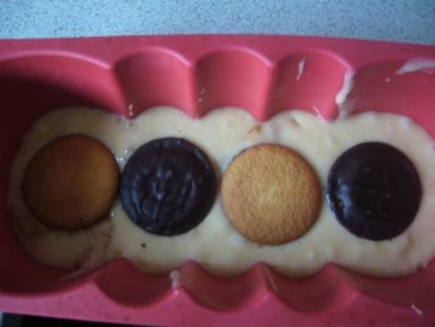 Kuchen: Jaffa-Cake-Zitronenkuchen mit Mandarinen - Rezept - Bild Nr. 3