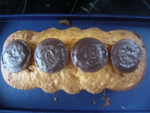 Kuchen: Jaffa-Cake-Zitronenkuchen mit Mandarinen - Rezept - Bild Nr. 6