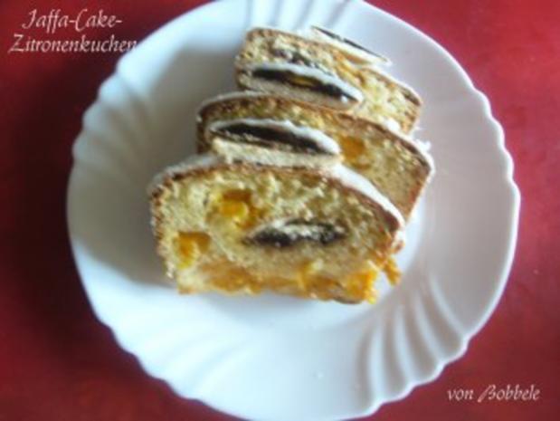 Kuchen: Jaffa-Cake-Zitronenkuchen mit Mandarinen - Rezept