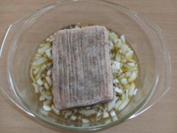 Fleisch: Schweinebauch gebraten - Rezept