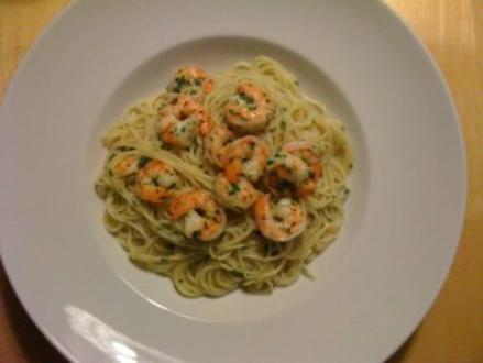 C1: White Tiger Spaghettini - Rezept