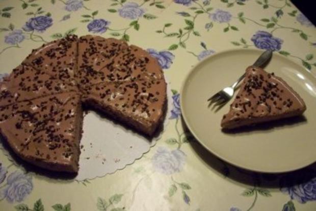 Nougat Kuchen Ohne Backen Rezept Mit Bild Kochbar De