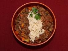 Vegetable stew with beef (Peggy March) - Rezept